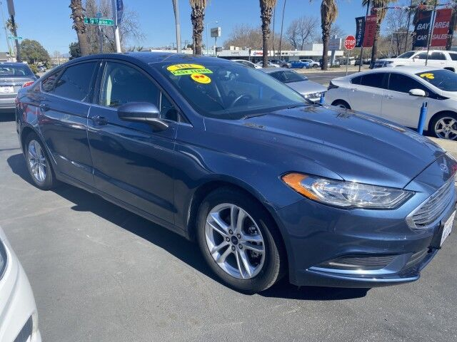 2018 Ford Fusion SE San Jose CA