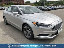 2018 Ford Fusion SE South Burlington VT