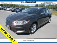 2018 Ford Fusion SE Watertown NY