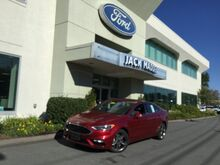 2018_Ford_Fusion_Sport_ Norwood MA