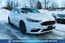 2018 Ford Fusion Sport South Burlington VT