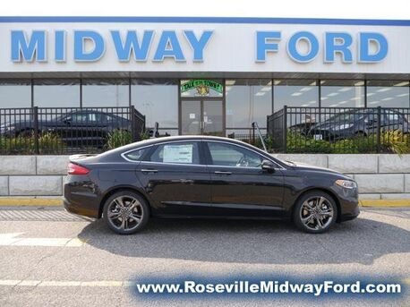 2018_Ford_Fusion_Sport_ Roseville MN