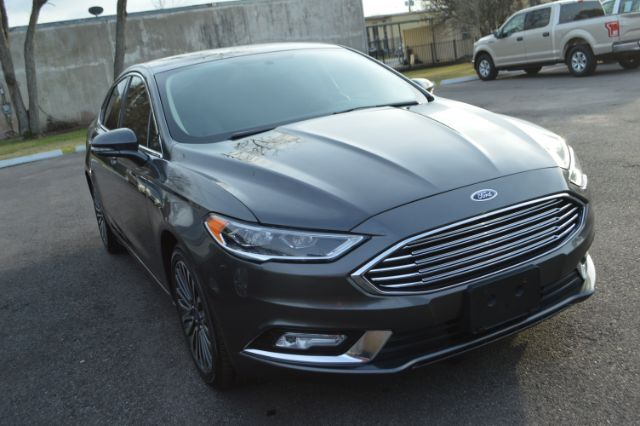 2018 Ford Fusion Titanium AWD Houston TX