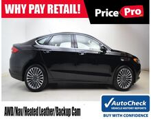 2018_Ford_Fusion_Titanium AWD w/Navigation_ Maumee OH