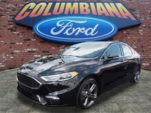 2018_Ford_Fusion_V6 Sport_ Columbiana OH