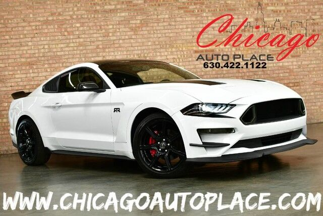 2018 Ford Mustang EcoBoost - 2.3L TURBOCHARGED 4-CYL ENGINE 1 OWNER RTR AERO PACKAGE BACKUP CAMERA KEYLESS GO XENONS Bensenville IL