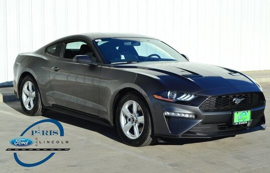 2018 Ford Mustang EcoBoost  TX
