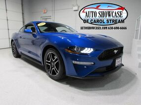 Ford Mustang EcoBoost 6spd 2018