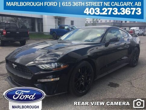 2018_Ford_Mustang_EcoBoost Fastback  - Bluetooth_ Calgary AB