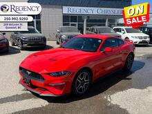 2018_Ford_Mustang_EcoBoost Fastback   - Low Mileage_ Quesnel BC