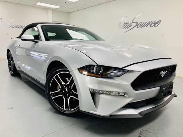2018 Ford Mustang EcoBoost Premium Dallas TX