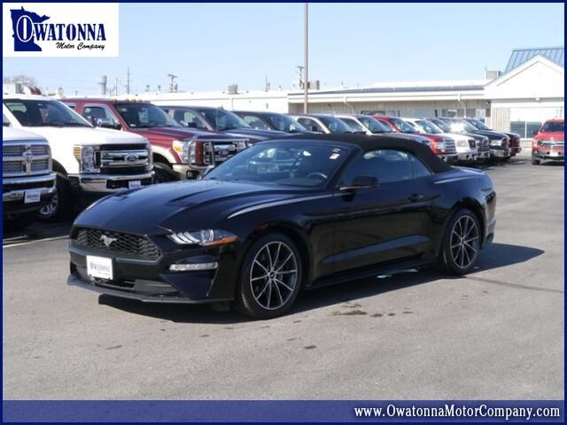 2018 Ford Mustang EcoBoost Premium Owatonna MN