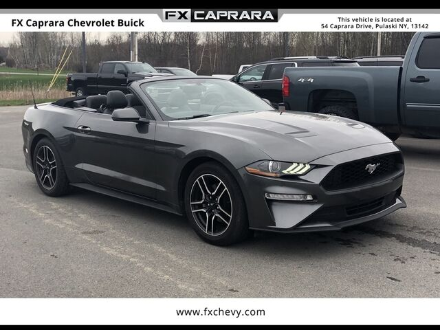 2018 Ford Mustang EcoBoost Premium Watertown NY