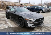 2018 Ford Mustang EcoBoost South Burlington VT