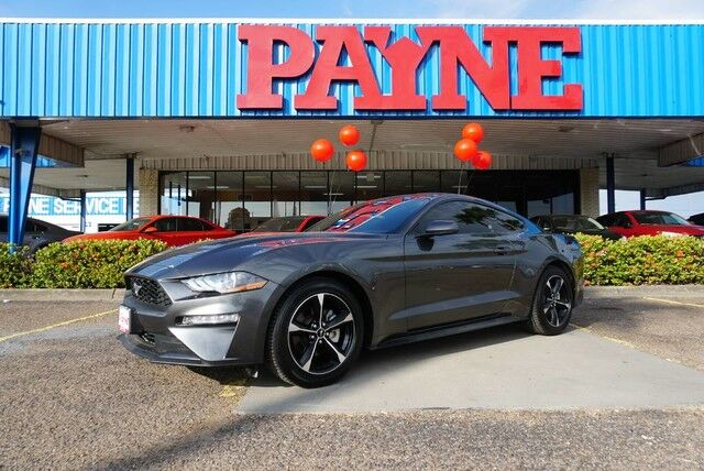 2018 Ford Mustang EcoBoost Weslaco TX