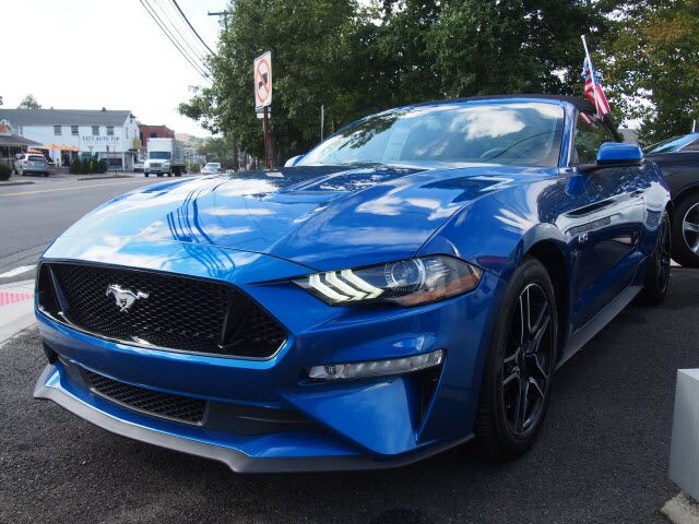2018 Ford Mustang Gt Premium 5 0 Summit Nj