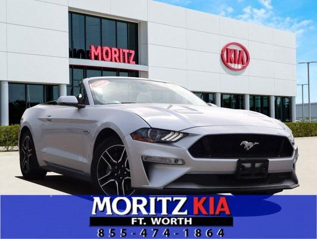 2018 Ford Mustang GT Premium Fort Worth TX