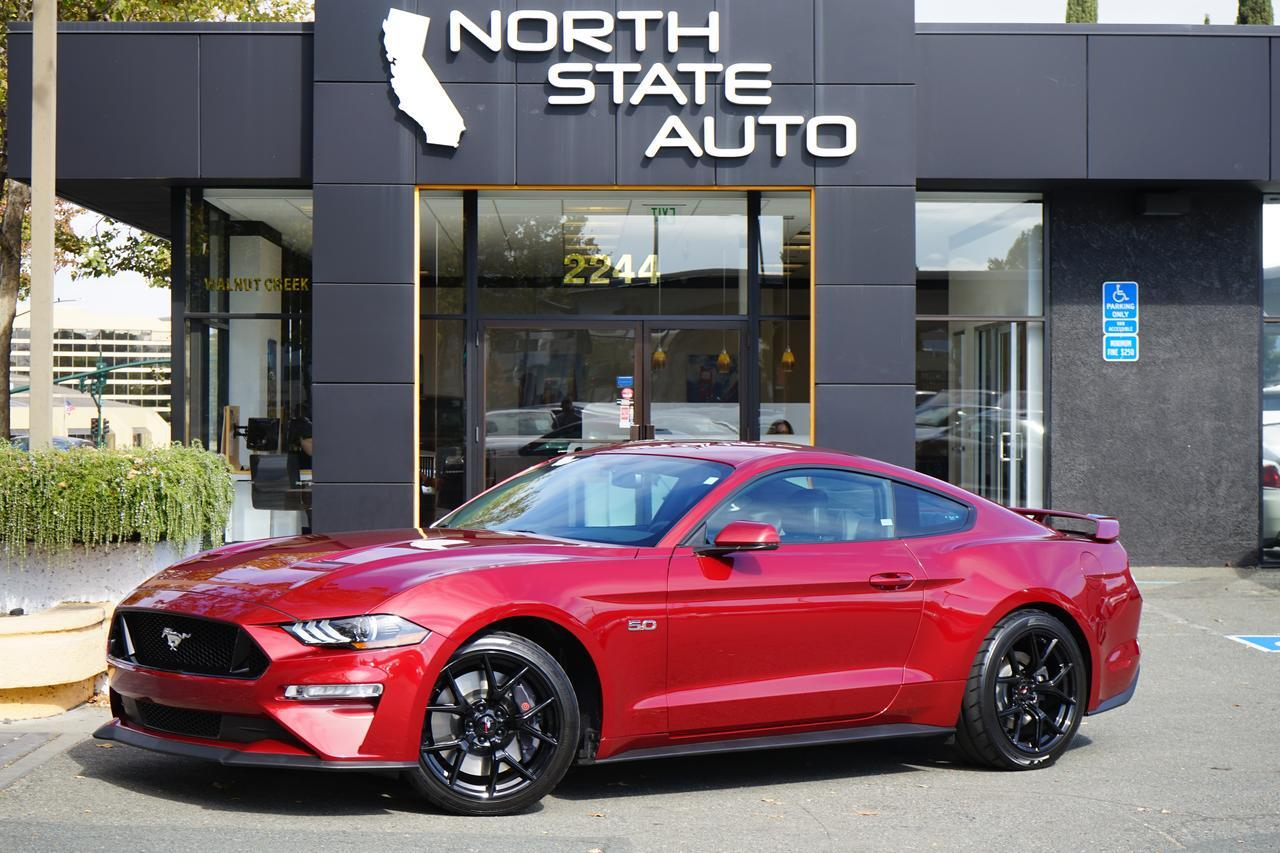 Mustang Gt Supercharger >> 2018 Ford Mustang Gt Premium Roush Supercharger