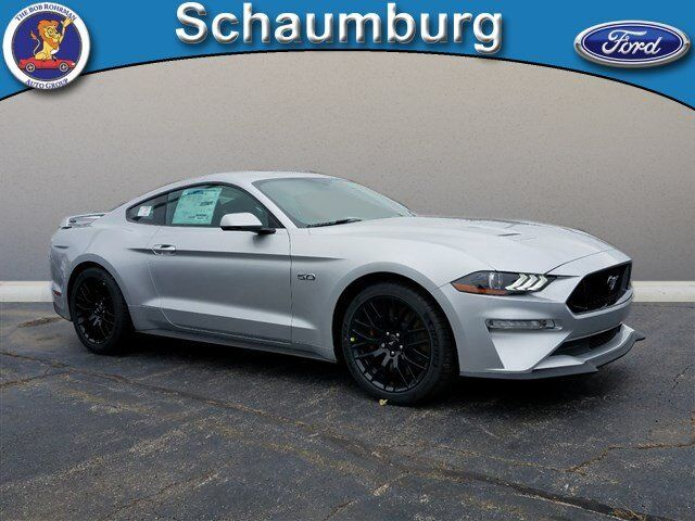 2018 Ford Mustang Gt Premium Schaumburg Il 21231304