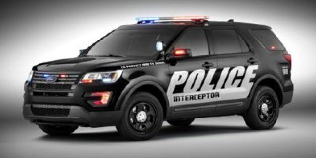 2018 Ford Police Interceptor Utility Smyrna Ga 24447694 Serving Atlanta