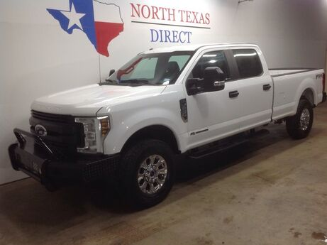 2018 Ford Super Duty F-250 SRW FREE DELIVERY FX4 4x4 Diesel Crew Ranch Hand Bluetooth Towing Mansfield TX