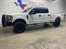 2018_Ford_Super Duty F-250 SRW_FREE DELIVERY FX4 4x4 Diesel Lifted 35 Tires Camera Ranch Hand_ Mansfield TX