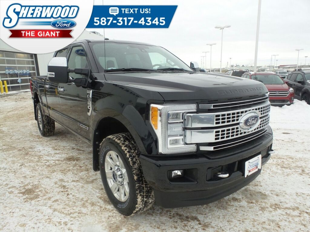 2018 ford super duty f 350 srw platinum sherwood park ab. Black Bedroom Furniture Sets. Home Design Ideas