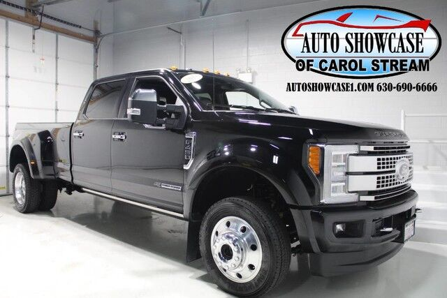 2018 Ford Super Duty F-450 DRW Platinum Carol Stream IL