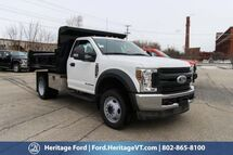 2018 Ford Super Duty F-550 DRW XL South Burlington VT