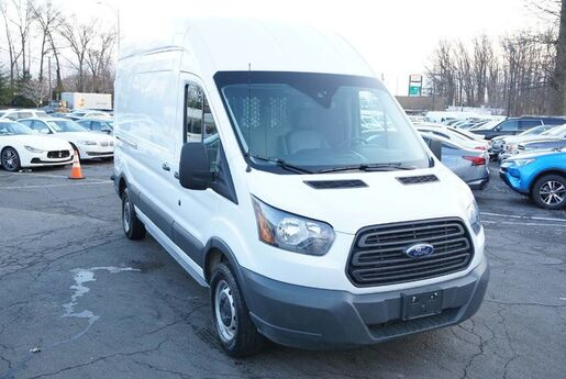 2018 Ford T-250 Transit Cargo Van Hi Roof 148 Cargo Backup Camera 1 Owner Avenel NJ