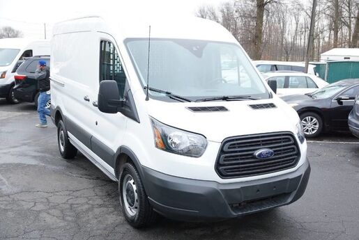 2018 Ford T-250 Transit Cargo Van Medium Roof 130 Cargo 1 Owner Backup Camera Avenel NJ