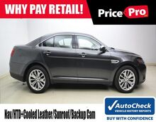 2018_Ford_Taurus_Limited V6 w/Nav & Sunroof_ Maumee OH
