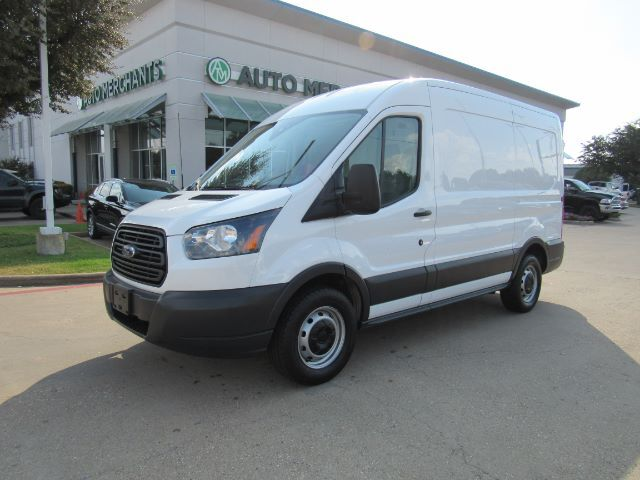 Ford Transit 150 >> 2018 Ford Transit 150 Van Med Roof W Sliding Pass 130 In Wb