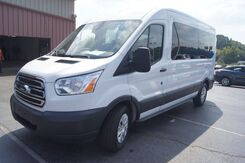 2018_Ford_Transit_350 Wagon Med. Roof XLT w/Sliding Pass. 148-in. WB_ Charlotte NC