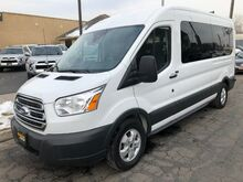2018_Ford_Transit_350 Wagon Med. Roof XLT w/Sliding Pass. 148-in. WB_ Salt Lake City UT