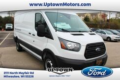 "2018_Ford_Transit Van_T-250 148"" Med Rf 9000 GVWR Sliding RH Dr_ Milwaukee and Slinger WI"