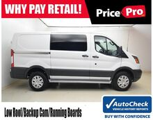 2018_Ford_Transit Van_T-250 Low Rf 9000 GVWR Sliding RH Dr_ Maumee OH