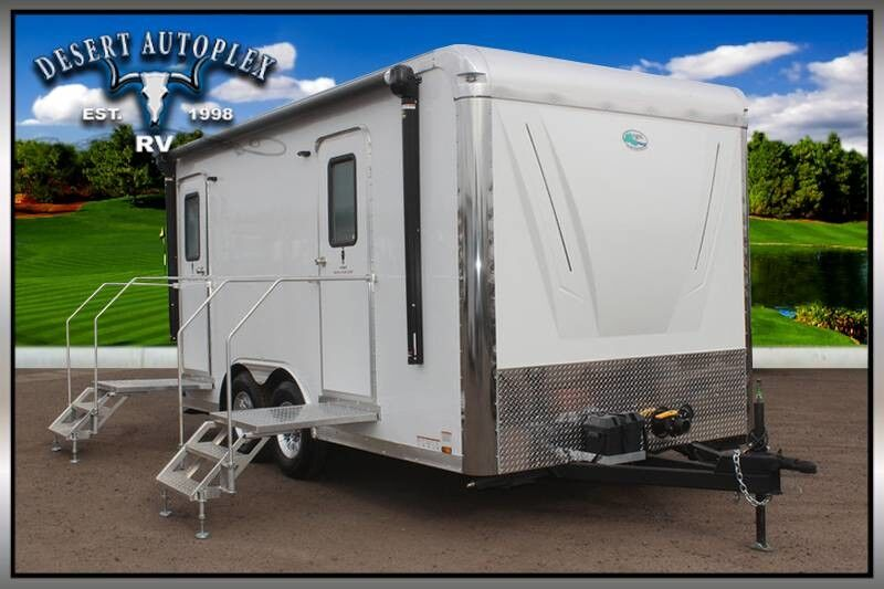 2018 Forest River Cargo Mate Ranier Mobile Restroom