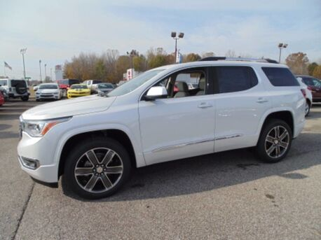 2018_GMC_Acadia_Denali_ Paris TN