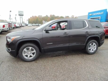 2018_GMC_Acadia_SLE_ Paris TN