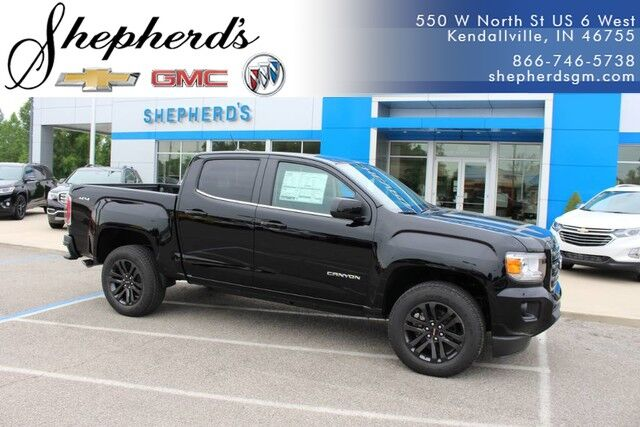 2018 GMC Canyon 4WD All Terrain w/Cloth Rochester IN