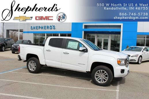 2018 GMC Canyon 4WD SLT Rochester IN