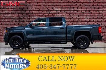 2018_GMC_Sierra 1500_4x4 Crew Cab SLE Elevation BCam_ Red Deer AB