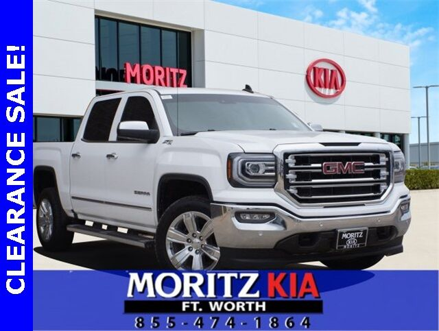 2018 GMC Sierra 1500 SLT Fort Worth TX