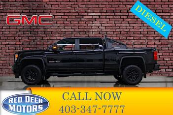 2018_GMC_Sierra 2500HD_4x4 Crew Cab SLT All Terrain Diesel_ Red Deer AB