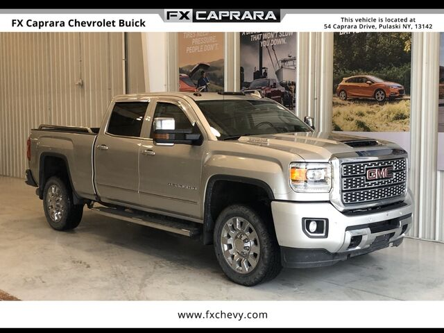 2018 GMC Sierra 2500HD Denali Watertown NY
