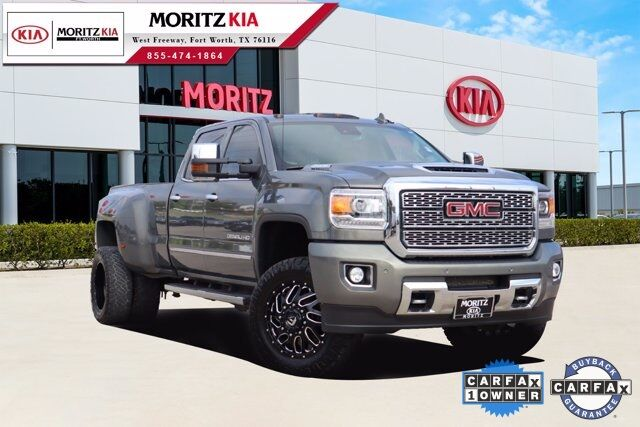 2018 GMC Sierra 3500HD Denali Fort Worth TX