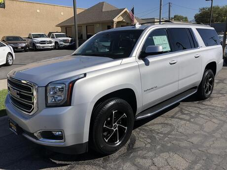 2018 GMC Yukon XL SLT 4WD Salt Lake City UT