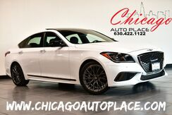 2018_Genesis_G80_3.3T Sport- MSRP-$58,925.00 - 3.3L TWIN-TURBO V6 ENGINE ALL WHEE_ Bensenville IL