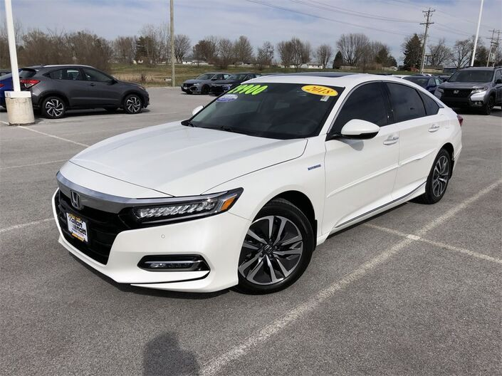 2018 Honda Accord Hybrid Touring Lima OH